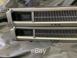 Qsc Plx 3602 Amplificateur De Puissance Professionnel
