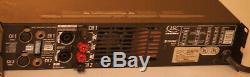 Qsc Plx1202 1200 Watts Amplificateur De Puissance Professionnel