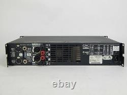 Qsc Plx1602 2 Channel Pro Audio Power Amplificateur Testé Et De Travail