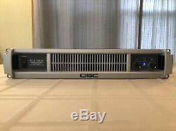 Qsc Plx1804 Professional 1800 Watt Amplificateur De Puissance