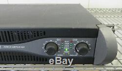 Qsc Plx2402 Pro 2400w Amplificateur De Puissance Amp