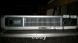 Qsc Plx3602 Amplificateur De Puissance Professionnel 2 Canaux