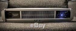 Qsc Plx3602 Avec Nouveau Module Amp Amplificateur De Puissance Professionnel 2 Canaux 3600 Watt