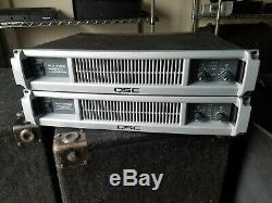 Qsc Plx3602 Et 3102 Series Amplificateur De Puissance Professionnel, Ensemble De 2 Ampères, Propre