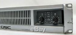 Qsc Plx3602 Professional 2 Canaux D'amplificateur De Puissance (he2025013)