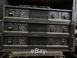 Qsc Power Light 1.4 Amplificateur Audio Professionnel En Excellent État
