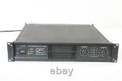 Qsc Powerlight 1.4 Amplificateur Professionnel De 1400 Watts