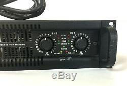 Qsc Powerlight 2 Pl236 3600w Amplificateur De Puissance Professionnel Garantie 30 Jours 1/2