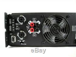 Qsc Powerlight 3.4 2 Canaux D'alimentation 3400w Professional Audio Amplificateur Rackable