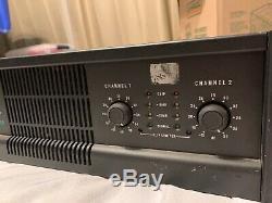 Qsc Powerlight 4.0 Pro 2 Canaux 4000w Amplificateur De Puissance
