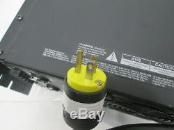 Qsc Powerlight 4.0 Pro Amplificateur De Puissance 2 Canaux Pl4.0 900wpc @ 8 Ohms
