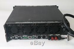 Qsc Powerlight 6.0 Pfc 6000 Watt Facteur De Puissance Corrigée Amplificateur Professionnel