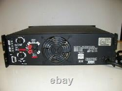 Qsc Powerlight Pl3.4 Amplificateur De Puissance Professionnelle-725 Watts/chan. Livraison Gratuite