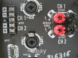 Qsc Powerlight Pro 4.0 Amplificateur De Puissance Pl4.0 4000 Watts Professional Audio