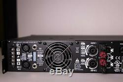 Qsc Rmx 1450 1400w Amplificateur De Puissance Professionnel