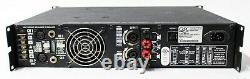 Qsc Rmx 1450 Professional 2 Canal Stereo Power Amplificateur Rack Livraison Gratuite