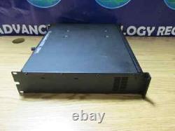 Qsc Rmx 1850hd Professional Stéréo D'amplificateur De Puissance 550 Watts Par Canal Ampli