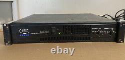 Qsc Rmx 2450 Pro Dj 2 Canaux Amplificateur De Puissance Excellent Etat