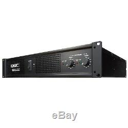 Qsc Rmx2450a Amplificateur De Puissance Rmx 2400 Professional Watt 2u Power Amp