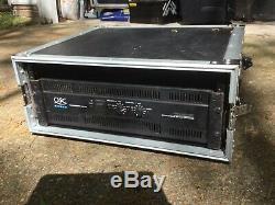 Qsc Rmx4050a Dj / Club Amplificateur De Puissance Professionnel 4000w Amp