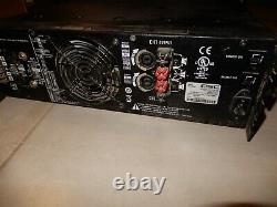 Qsc Rmx4050a Dj/club Professional Power Amplificateur 4000w Amp Ampli