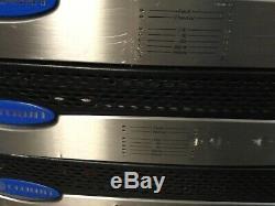 Quantité 1 Crown Cts 2000 Professional Amplificateur Dj Avec Carte Livraison Gratuite