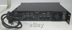 Quested Mc2 Audio Amplificateur De Puissance Ap 500 Ap-500 Ap500 Pro