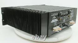 Rack Mount Bryston 4b Sst Pro Amplificateur De Puissance 300w /ch @ 8-ohm
