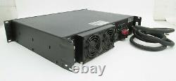 Rack Mount Crest Audio Pro 9200 Amplificateur De Puissance Professionnel #2676