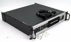 Rackmountable Crest Audio Cd2000 Cd-2000 2000 Watt Pro Power Amp Amplificateur