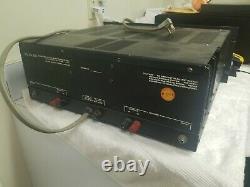 Rare Vintage Sae 2500 Mk 25 Professional Solid State Amplificateur De Puissance Stéréo