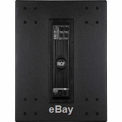 Rcf 4pro 8003-as Caisson De Grave Actif 18 Subwoofer Amplifié 2000w Vip Pro Audio