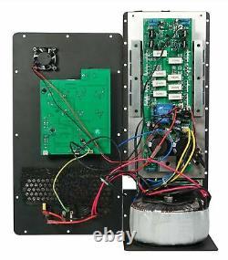 Rockville Rbg15s Amp Su 1600w Active Powered Pro Pa Subwoofer Amp Plate+limiter