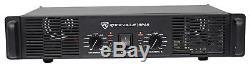 Rockville Rpa5 Amplificateur De Puissance Pro / Dj - Amplificateur De Puissance 1000 Canaux Rpa5 - 1000 W / Peakw