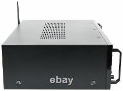 Rockville Singmix Amplificateur De Mélangeur De 45 1000 Watts Avec Bluetooth/usb/echo