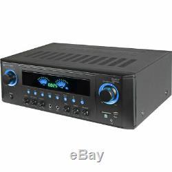 Rx45bt Pro Technique 5.2 Canaux Récepteur De Cinéma Maison Avec Bluetooth