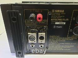 Série Professionnelle Yamaha Natural Sound Amplificateur P-2200 Excellent Etat