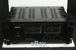 Série Professionnelle Yamaha P-2200 240withch Puissance Rms Amplificateur Amp Testée Travail