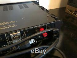 Série Professionnelle Yamaha P2050 Son Stéréo Naturel Amplificateur De Puissance Amp