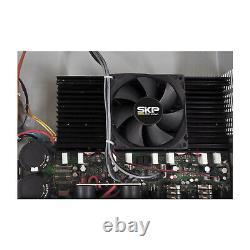 Skp Pro Audio Max-320 Sortie Stéréo Rms Puissance 150 W Plus 150 W Amplificateur Alimenté