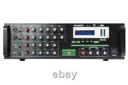 Sonken Ka-11 Bluetooth Professional Karaoke Mixing Amplifier