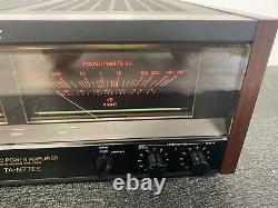 Sony Ta-n77es Amplificateur De Puissance Stéréo. Pro Serviced