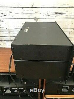 Soundcraftsmen 450x2 Power Amp / Pro Control 4 Pré-amp (deux) 1 Propriétaire Pro Restauré