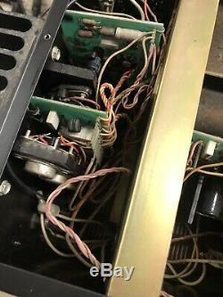 Soundcraftsmen Ma 5002 Puissance Audio Stéréo Professionnel Amplificateur Audiofile
