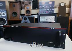 Soundcraftsmen Pro A400 Mtx Amplificateur De Puissance 205wpc 8ohm 450 Wpc 2ohm Mosfet