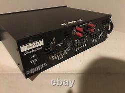 Soundcraftsmen Pro Puissance Ten Mosfet Amplificateur De Puissance 205/600 Wpc