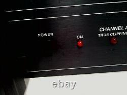 Soundcraftsmen Ra5501 380 Watts 4 Ohms Amplificateur Stéréo Professionnel