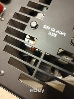 Soundcraftsmen S860, Professional 600 Watt