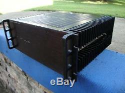 Super Amplificateur De Puissance Stéréo Heathkit Aa-1800 Pro Reconditionné / Testé