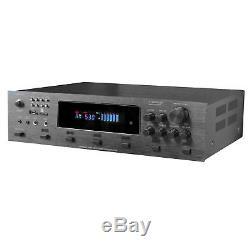 Syntoniseur De Préampli D'amplificateur De Puissance Numérique Hybride De 6000 Watts Technical Pro H12x500ubt